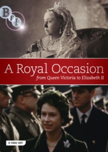 A   Royal Occasion - From Queen Victoria to Elizabeth II, DVD DVD