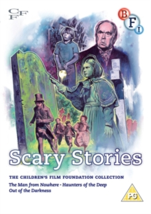 CFF Collection: Volume 4 - Scary Stories, DVD  DVD