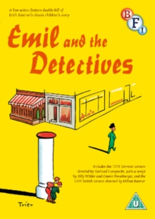 Emil and the Detectives, DVD  DVD