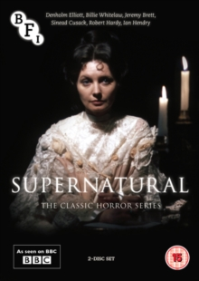 Supernatural, DVD  DVD