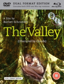 The Valley (Obscured By Clouds), Blu-ray BluRay