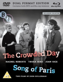 The Crowded Day/Song of Paris, Blu-ray BluRay