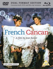French Cancan, DVD  DVD