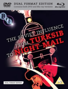 The Soviet Influence: From Turksib to Nightmail, DVD DVD