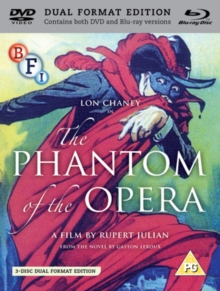 The Phantom of the Opera, Blu-ray BluRay