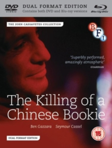 The Killing of a Chinese Bookie, DVD DVD