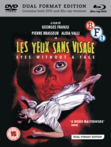 Eyes Without a Face, DVD  DVD