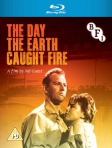 The Day the Earth Caught Fire, Blu-ray BluRay
