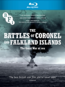 The Battles of Coronel and Falkland Islands, Blu-ray BluRay
