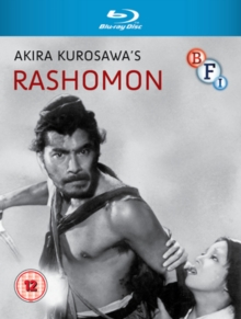 Rashomon, Blu-ray  BluRay