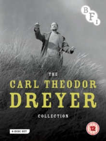 Carl Theodor Dreyer Collection, Blu-ray  BluRay