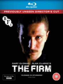 Firm: The Director's Cut, Blu-ray BluRay