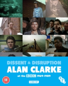 Dissent and Disruption - Alan Clarke at the BBC 1969-1989, Blu-ray BluRay