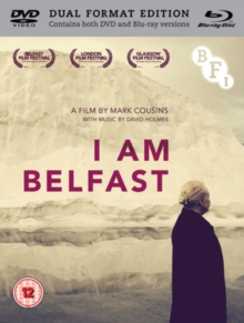 I Am Belfast, Blu-ray BluRay