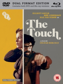 The Touch, Blu-ray BluRay