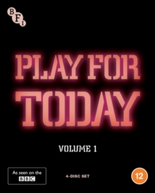 Play for Today: Volume One, Blu-ray BluRay
