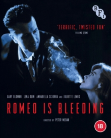 Romeo Is Bleeding, Blu-ray BluRay