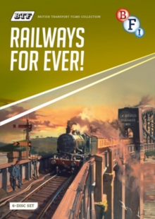 British Transport Films Collection: Railways for Ever!, DVD  DVD