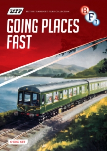 British Transport Films Collection: Going Places Fast, DVD  DVD