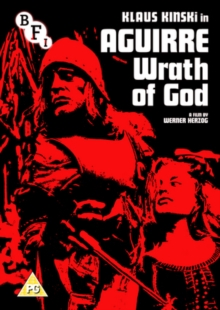 Aguirre, Wrath of God, DVD  DVD