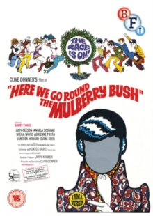 Here We Go Round the Mulberry Bush, DVD  DVD