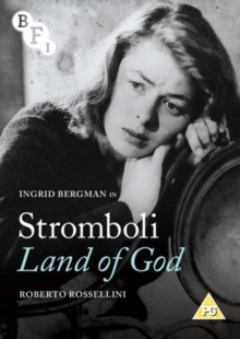 Stromboli, Land of God, DVD  DVD
