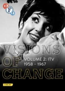 Visions of Change: Volume 2 - ITV, DVD DVD