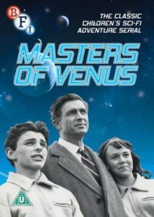 Masters of Venus, DVD DVD