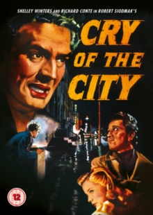 Cry of the City, DVD DVD