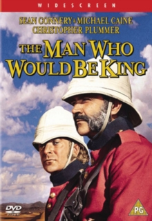 The Man Who Would Be King, DVD DVD
