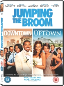 Jumping the Broom, DVD  DVD