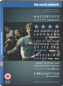The Social Network, DVD DVD