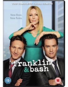 Franklin and Bash: Season 3, DVD  DVD