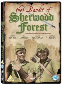 The Bandit of Sherwood Forest, DVD DVD