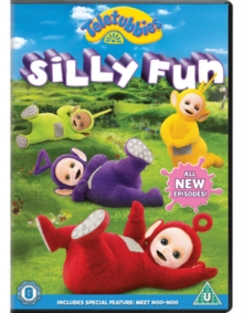 Teletubbies - Brand New Series - Silly Fun, DVD DVD