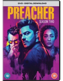 Preacher: Season Two, DVD DVD