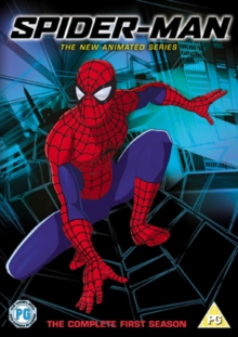 Spider-Man: The Animated Series - The Complete First Season, DVD DVD