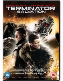 Terminator Salvation, DVD  DVD