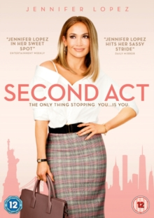 Second Act, DVD DVD