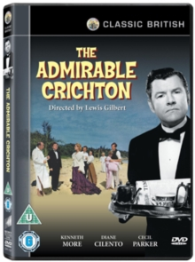 The Admiral Crichton, DVD DVD
