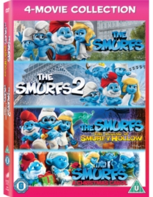 The Smurfs: Ultimate Collection, DVD DVD
