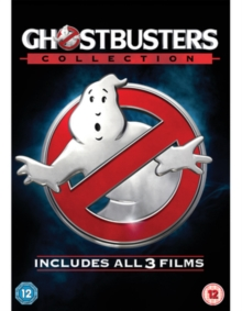 Ghostbusters 1-3 Collection, DVD DVD