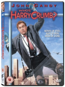 Who's Harry Crumb?, DVD  DVD