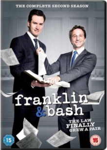 Franklin and Bash: Season 2, DVD  DVD