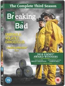 Breaking Bad: Season Three, DVD  DVD