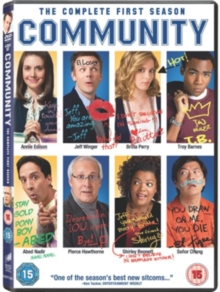 Community: The Complete First Season, DVD DVD