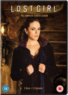 Lost Girl: The Complete Fourth Season, DVD  DVD