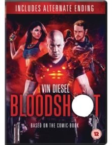 Bloodshot, DVD DVD