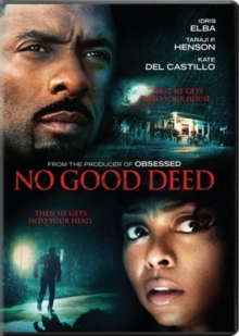 No Good Deed, DVD  DVD
