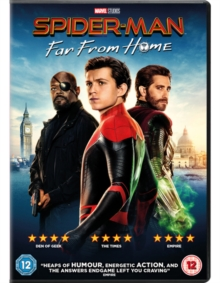 Spider-Man - Far from Home, DVD DVD